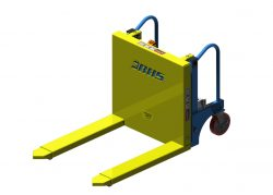 Manual Mobile Skid Tilter