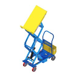 Manual Mobile Tilt Tables