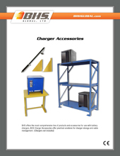 GPL-2100-CE Charger Accessories