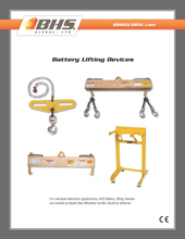 GPL-2900-CE Battery Lifting Devices