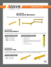 GPL-3300-CE Structural Barriers
