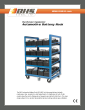 GPL-3400-CE-Automotive-Battery-Rack