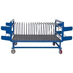 MSMR Mobile Sheet Material Racks