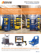PL-1000-Battery Handling Equipment