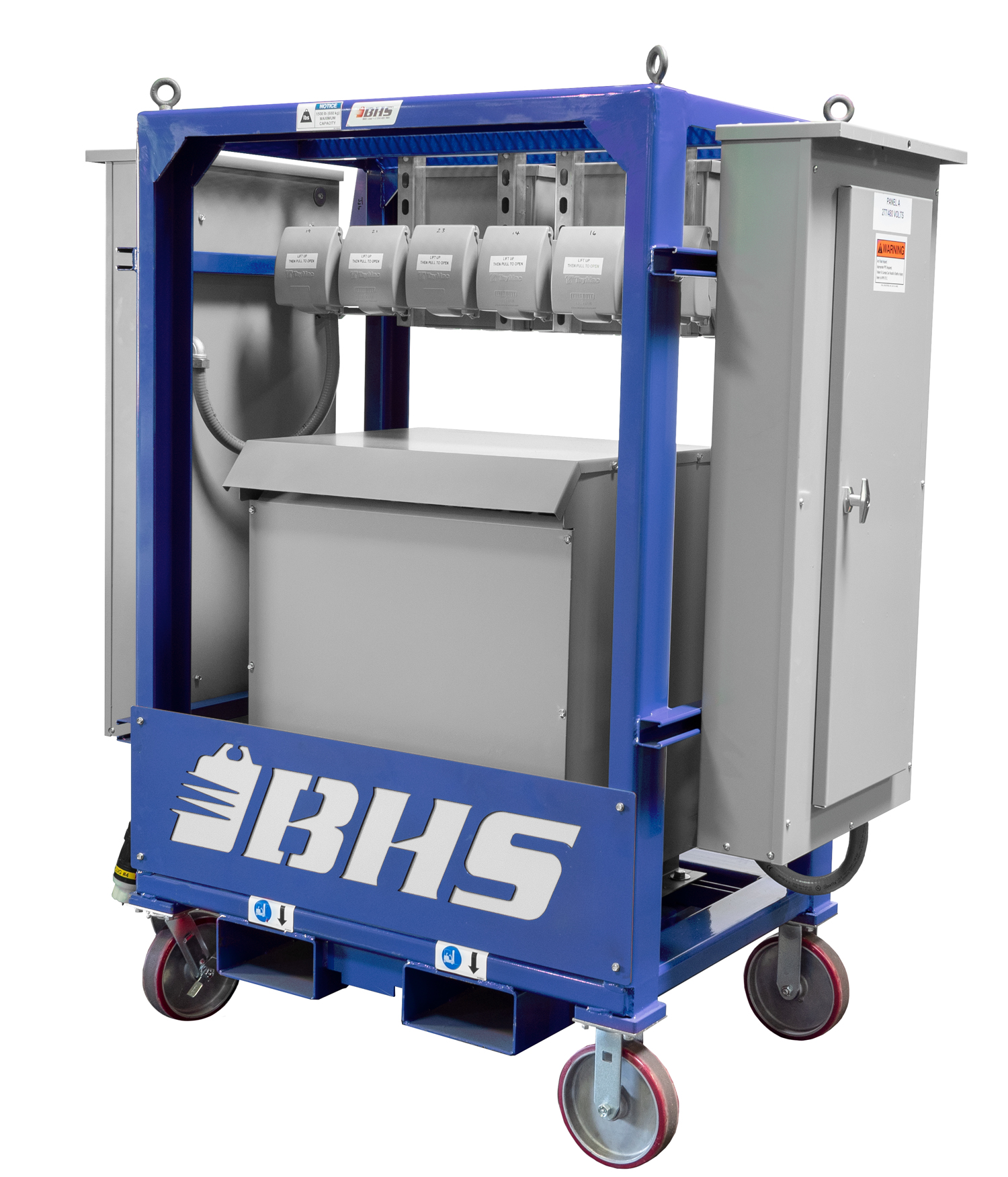 Electrical Material Carts