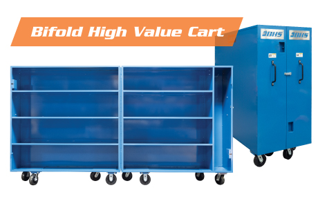 Bifold High Value Cart