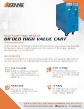 PL-7100 Bifold High Value Cart