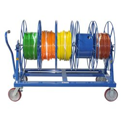 Parallel Reel Payout Wagon (PRW)