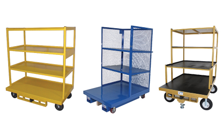Customize Order Picking Carts