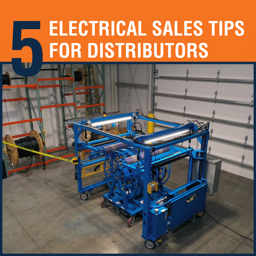 5 Electrical Sales Tips for Distributors